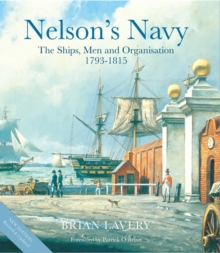 NELSON'S NAVY (REVISED AND UPDATED), Hardback Book