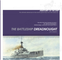 Battleship Dreadnought, Paperback Book
