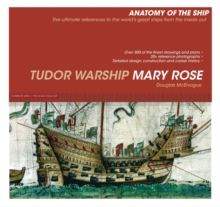 Tudor Warship Mary Rose, Paperback / softback Book