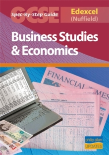 Edexcel (Nuffield) GCSE Business Studies and Econmics Spec by Step Guide, Paperback Book
