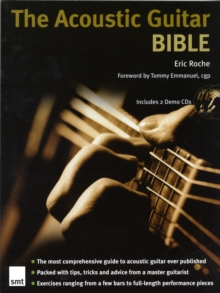 The Acoustic Guitar Bible, Paperback / softback Book
