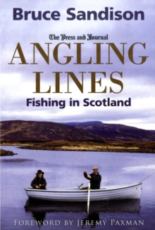 Angling Lines, Paperback Book
