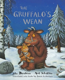 The Gruffalo's Wean, Paperback Book
