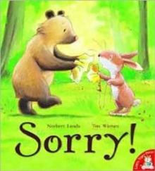 Sorry!, Paperback Book
