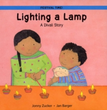 Lighting a Lamp : A Divali Story, Paperback / softback Book
