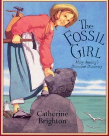 The Fossil Girl, Paperback Book