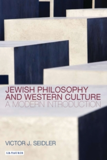 Jewish Philosophy and Western Culture : A Modern Introduction, Paperback Book
