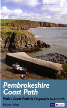 Pembrokeshire Coast Path, Paperback Book