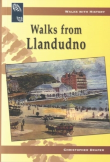 Walks from Llandudno, Paperback / softback Book