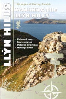 Walking the Llyn Hills, Paperback Book