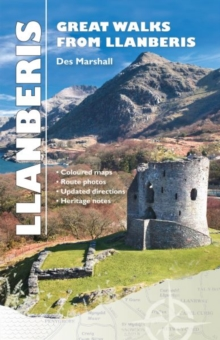Carreg Gwalch Best Walks: Walks from Llanberis, Paperback Book