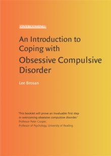 Introduction to Coping with Obsessive Compulsive Disorder, Paperback / softback Book