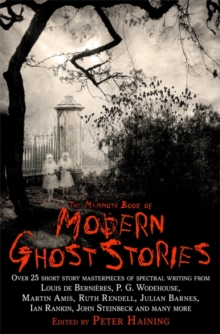 The Mammoth Book of Modern Ghost Stories, Paperback Book