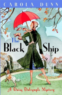 The Black Ship : A Daisy Dalrymple Murder Mystery, Paperback / softback Book