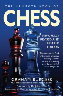 The Mammoth Book of Chess, Paperback Book