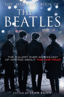 The Mammoth Book of the Beatles, Paperback / softback Book