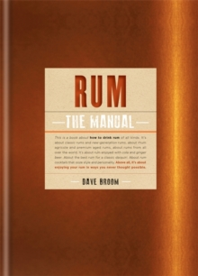 Rum the Manual, Hardback Book