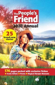 The People's Friend Annual, Hardback Book