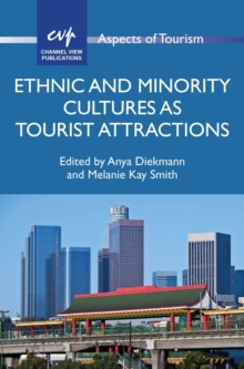Ethnic and Minority Cultures as Tourist Attractions, Paperback Book
