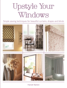 Upstyle Your Windows, Paperback Book