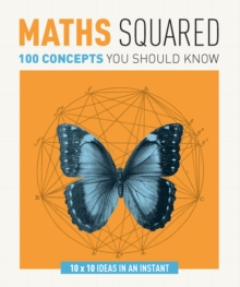 Maths Squared : 100 Concepts You Should Know, Paperback Book