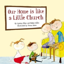 Our Home Is Like a Little Church, Paperback / softback Book