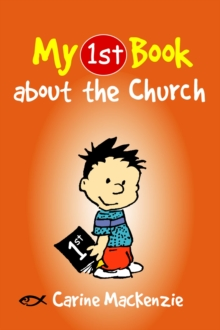 My First Book About the Church, Paperback Book
