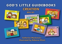 God's Little Guidebooks Creation : 8 Books Box Set, Paperback Book