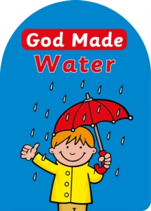 God Made Water, Board book Book