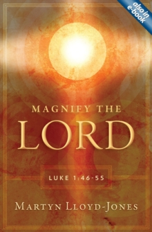 Magnify the Lord : Luke 1:46-55, Paperback / softback Book