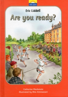 Eric Liddell : Are you ready?, Hardback Book