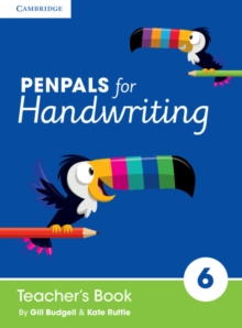 Penpals for Handwriting Year 6 Teacher's Book, Spiral bound Book
