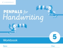 Penpals for Handwriting Year 5 Workbook (Pack of 10), Multiple copy pack Book