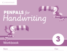 Penpals for Handwriting Year 3 Workbook (Pack of 10), Paperback / softback Book