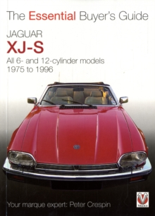 Jaguar XJ-S, Paperback / softback Book