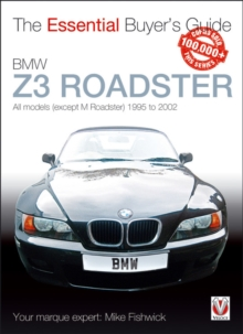 BMW Z3 1996-2002, Paperback / softback Book