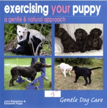Exercising Your Puppy : A Gentle & Natural Approach, Paperback Book