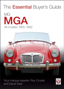 MGA 1955-1962 : The Essential Buyer's Guide, Paperback Book