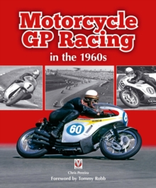 Motorcycle GP Racing in the 1960s, Hardback Book
