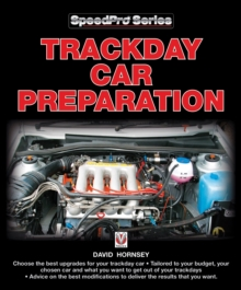 Trackday Car Preparation, Paperback Book