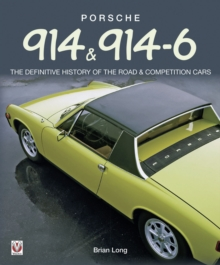 Porsche 914  & 914-6, EPUB eBook