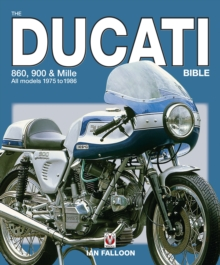The Ducati 860, 900 and Mille Bible, EPUB eBook