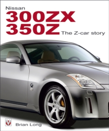 Nissan 300ZX/350Z The Z-car Story, EPUB eBook
