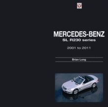 Mercedes-Benz SL : R230 Series 2001 to 2011, Hardback Book