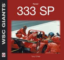 Ferrari 333 SP, Paperback Book