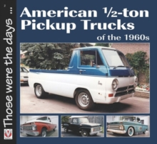 American Pickup Trucks of the 1960s, Paperback Book