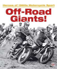 Off-Road Giants!, Paperback Book
