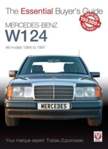 Mercedes-Benz W124 All Models 1984 - 1997,  Book