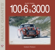 Austin Healey 100-6 & 3000, EPUB eBook