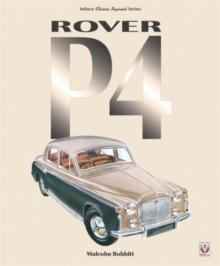 Rover P4, Paperback Book